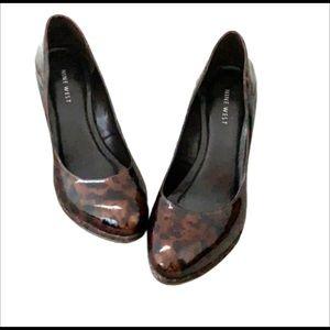 Nine West Patent Leather Heels💕